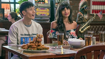 The Good Place 03x02 : The Brainy Bunch- Seriesaddict